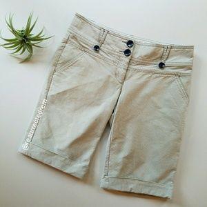 ANTHROPOLOGIE ELEVENSES Shorts Size 0